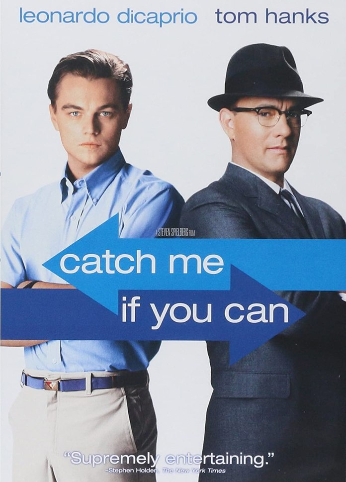 Image result for catch me if you can
