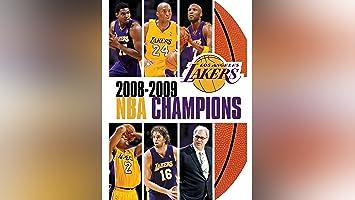 2008-2009 NBA Champions - Los Angeles Lakers