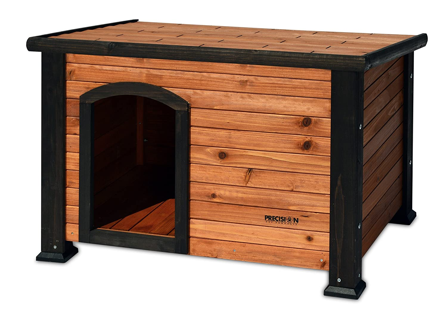 Outback Log Exterior by Precision Pet