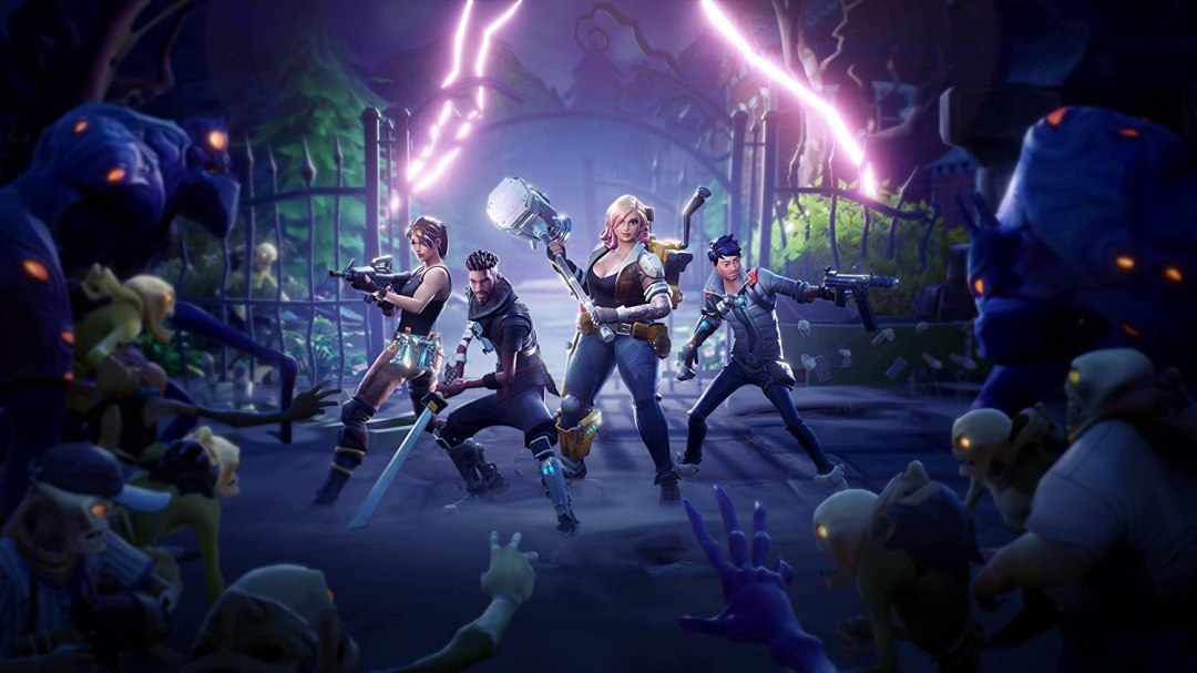 Fortnite 'Hard Days Night' Cinematic Launch Trailer 3