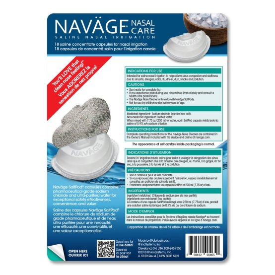 navage nasal care review
