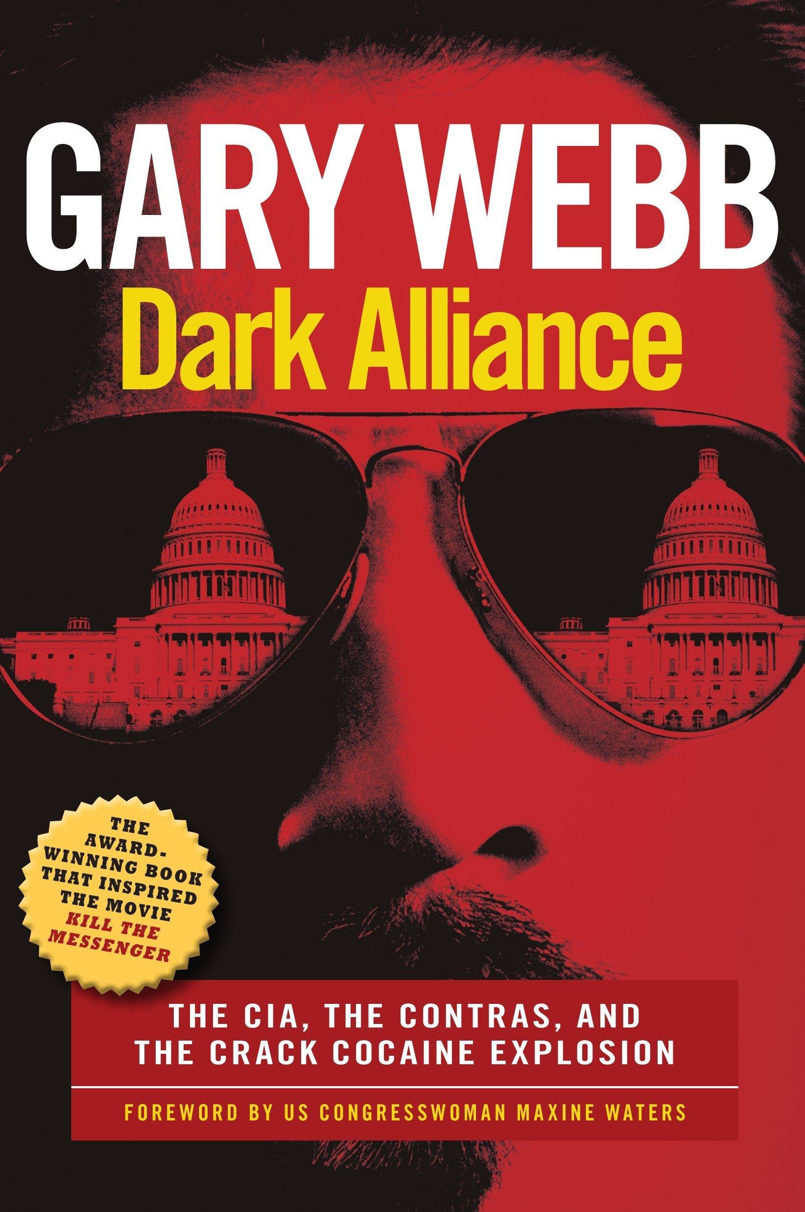 Image result for dark alliance gary webb book