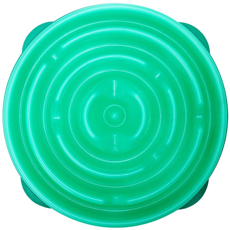 Dog Safety Slow Feeder Bowl