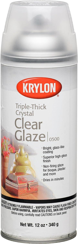 Krylon Clear Glaze