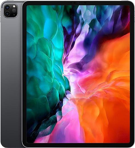 Nouveau Apple iPad Pro (12,9pouces, Wi-Fi, 128Go) - Gris sidéral (4e génération)