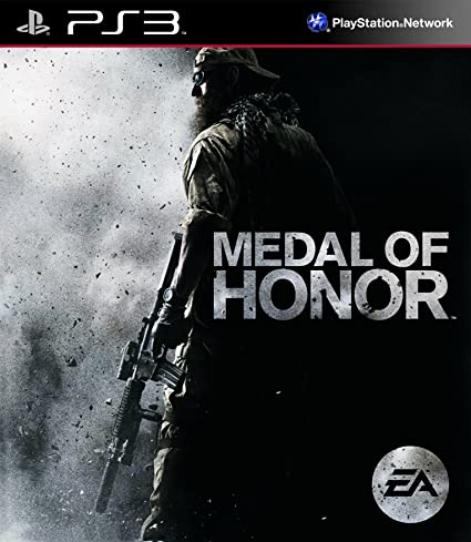 Medal Of Honor Ps3 Amazoncouk Pc Video Games