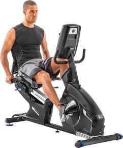 best commercial recumbent exercise bike for the money - Nautilus Recumbent Bike