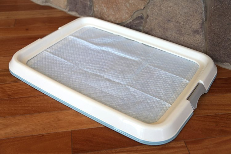 Pet Training Pad Holder