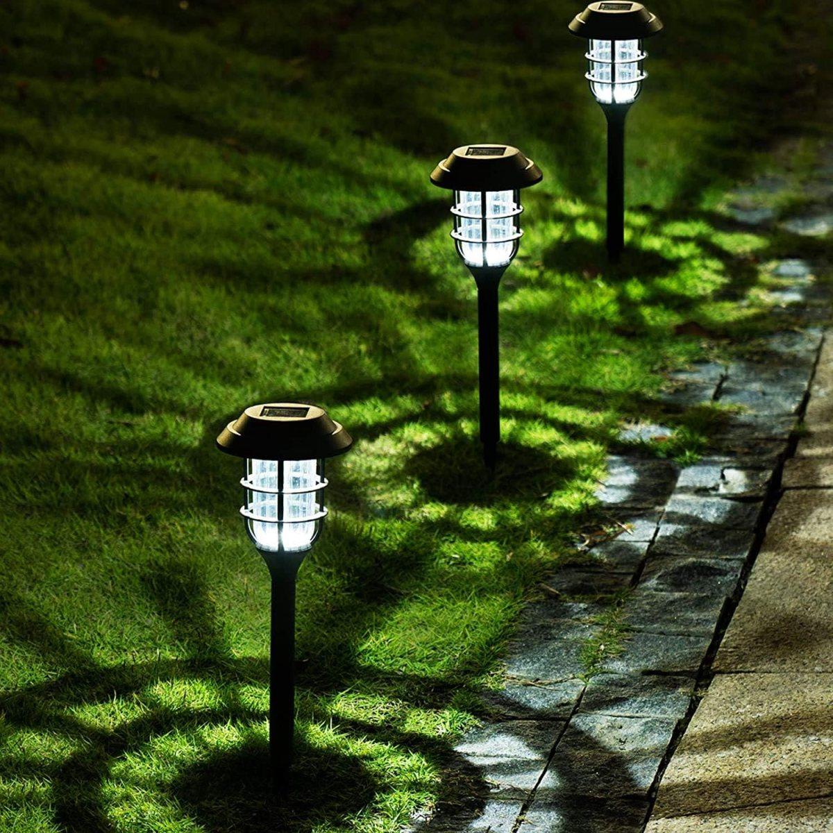 Solpex LED Path Lights