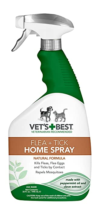 Vet's Best Flea Spray