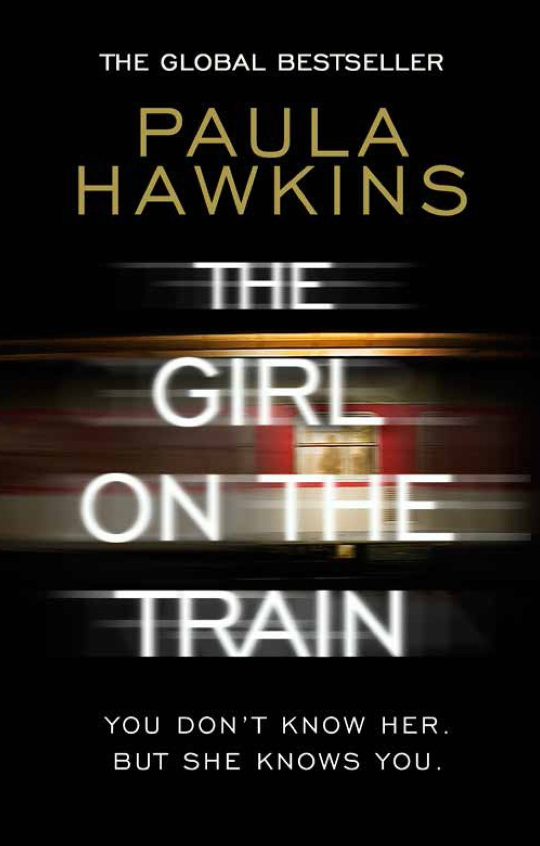 Mystery Novels - The Girl On The Train by Paula Hawkins - Laffaz