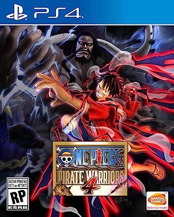 Amazon.com: ONE PIECE: PIRATE WARRIORS 4 - PlayStation 4: Bandai ...