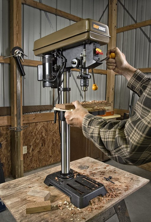 SHOPSERIES RK7033 BUDGET DRILL PRESS