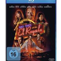 Bad Times At The El Royale / Regie: Drew Goddard. Darst.: Jeff Bridges, Cynthia Erivo, Dakota Johnson, Jon Hamm [u.a.]