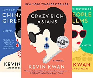 Image result for crazy rich asians series