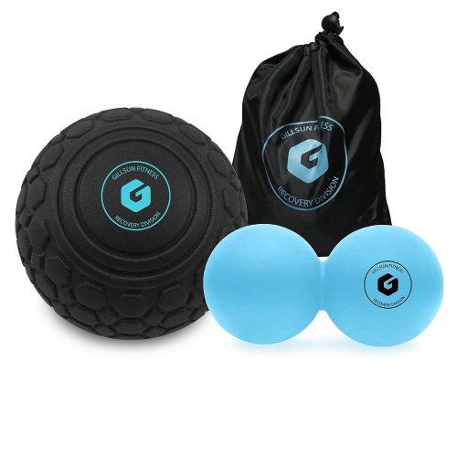 Gillsun Fitness Massage Ball Set