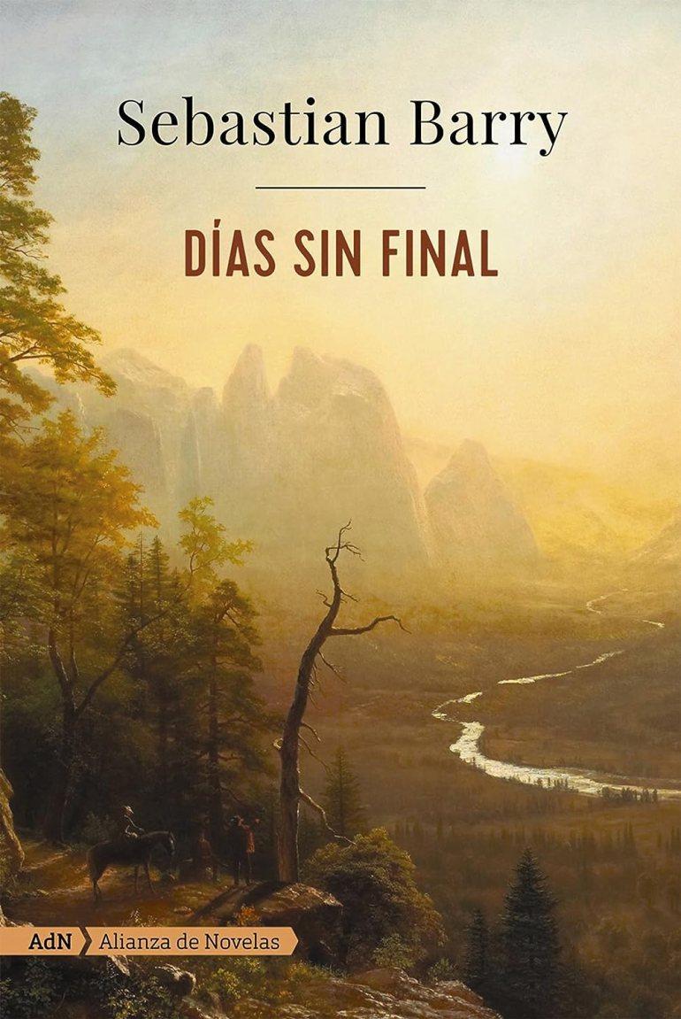 Días sin final (AdN) (AdN Alianza de Novelas) eBook: Barry ...