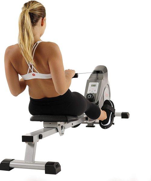 Health & Fitness SF-RW5515 Magnetic Rowing Machine