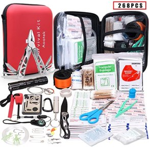Best First Aid Kit for Hiking and Camping
