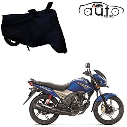 Abs Auto Trend Bike Body Cover For Honda Cb Shine Sp Free Anti Pollution