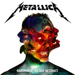 "Metallica ""Hardwired...To Self-Destruct"""