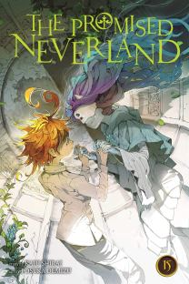 Amazon.fr - The Promised Neverland, Vol. 15 - Shirai, Kaiu, Demizu, Posuka - Livres