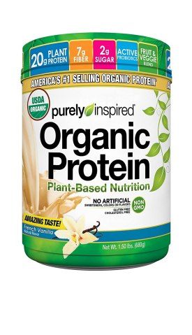 Purely Inspired Organic Protein Review
