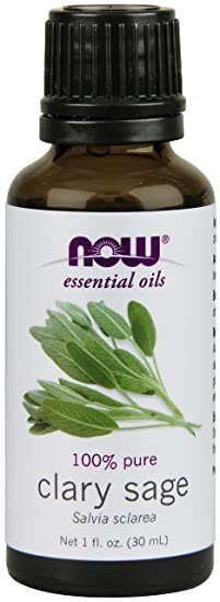 Now Solutions Clary Sage Oil