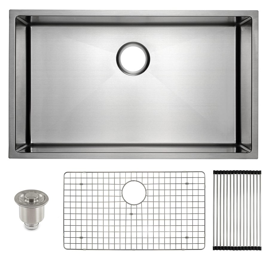 5 Best Undermount Kitchen Sinks Reviews (2019) - Top Rated ...