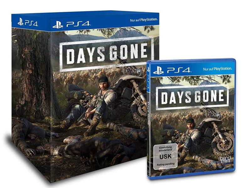 Days Gone in der Collector's Edition