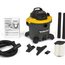 WORKSHOP WS1200VA Heavy Duty General Purpose Wet Dry Vacuum Cleaner