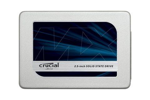 Crucial [Micron製] 内蔵SSD 2.5インチ MX300 525GB
