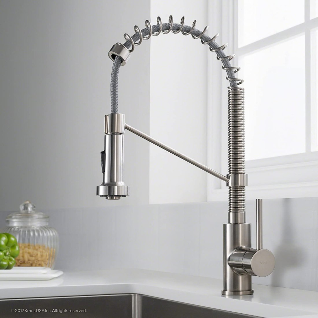 5 Best Pull Down Kitchen Faucet Reviews 2019 Top Rated