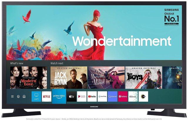 samsung smart TVs under 15k