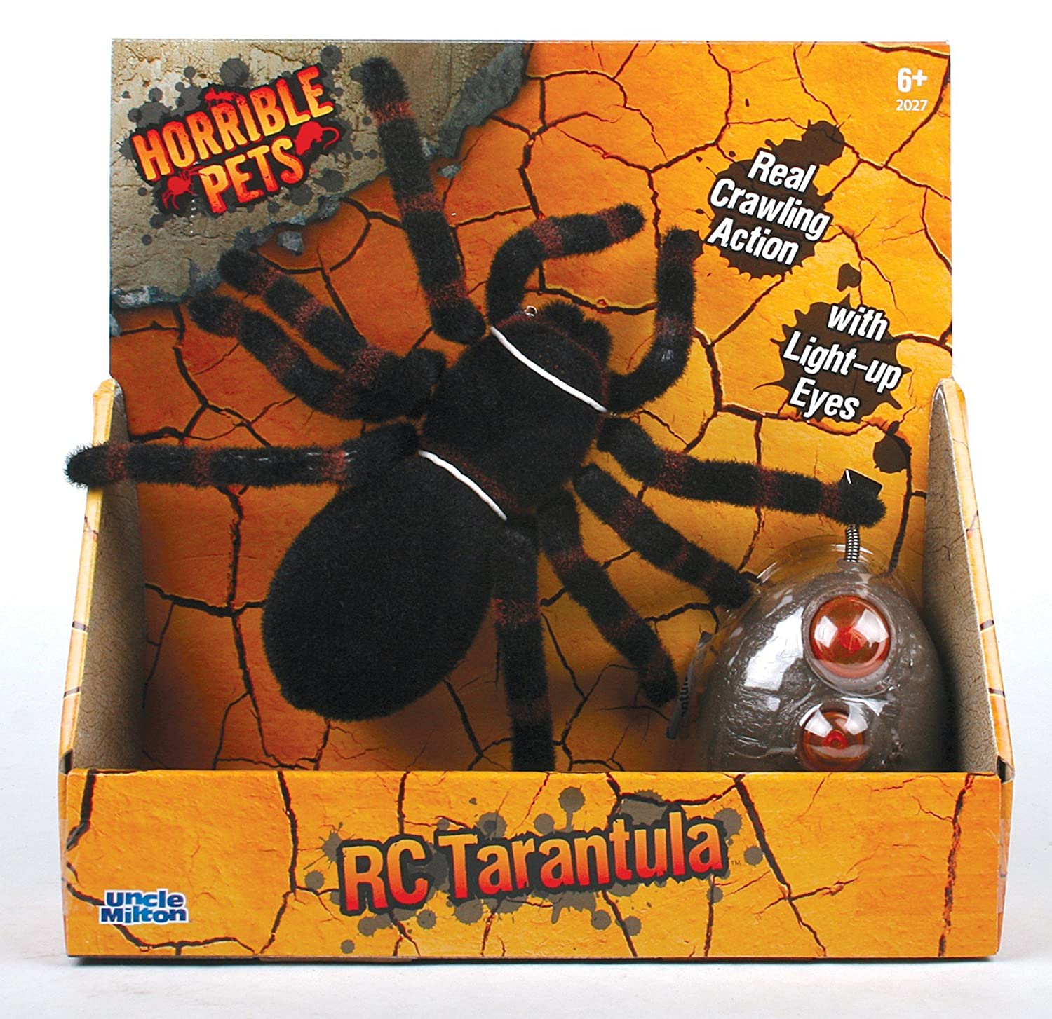 Remote Control Spider Tarantula Cool Toy For 7 Year Old