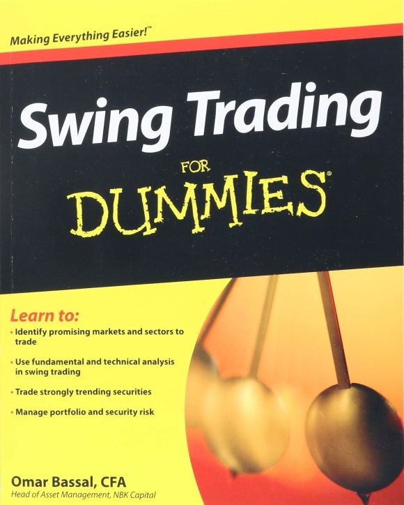 Swing Trading for Dummies: Omar Bassal: 9780470293683: Amazon.com ...