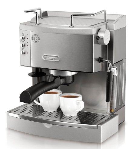 DeLonghi EC702 15-Bar-Pump Espresso MakerBlack Friday Deals