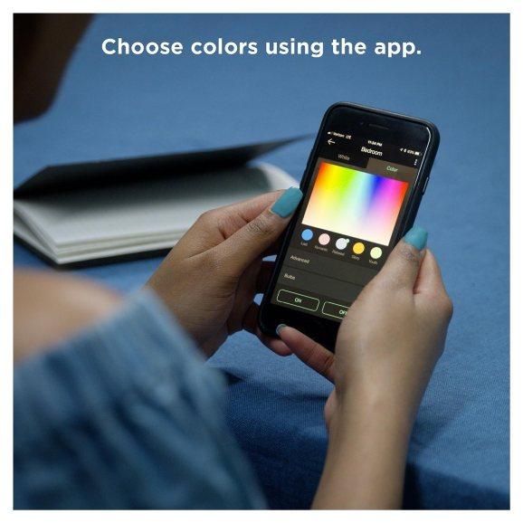 sengled element color plus smart led light bulb review