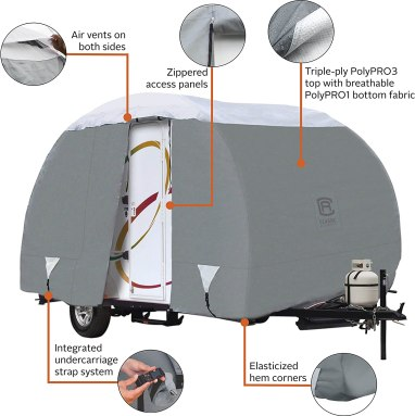 Classic Accessories - best RV cover for winter