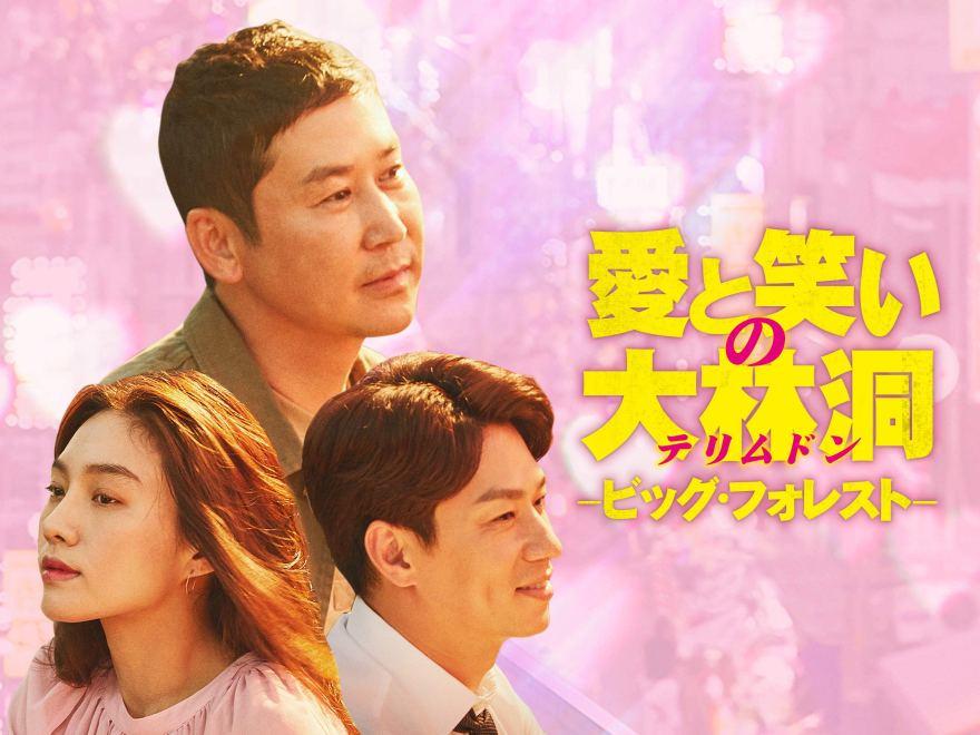 Amazon.co.jp: 愛と笑いの大林洞(テリムドン)-ビッグ・フォレスト ...