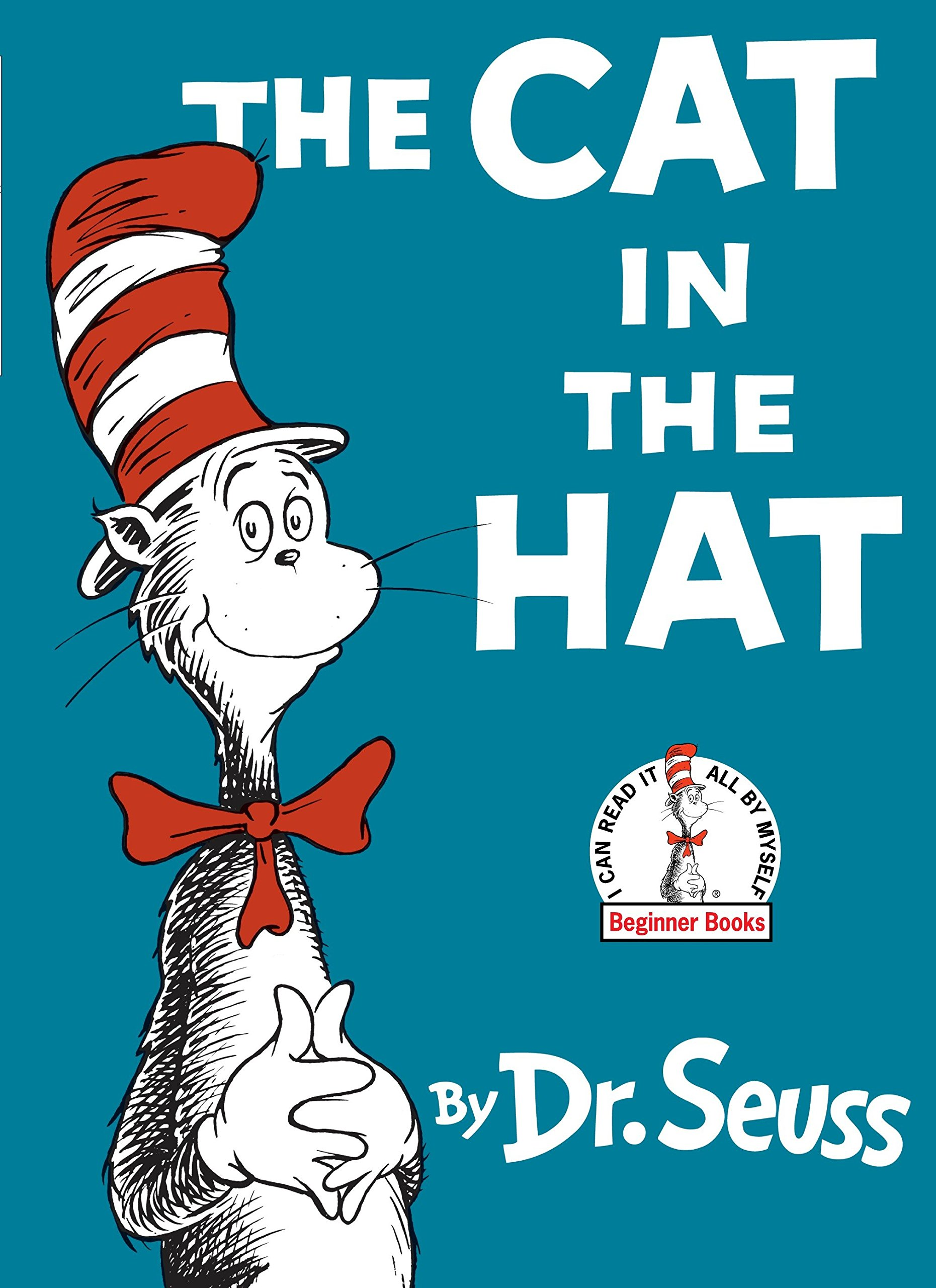 Amazon Com The Cat In The Hat 0400307299532 Dr Seuss Books