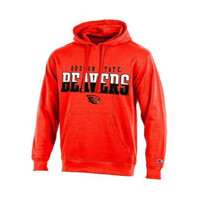 Champion NCAA Oregon State Beavers Men Pullover Hooded