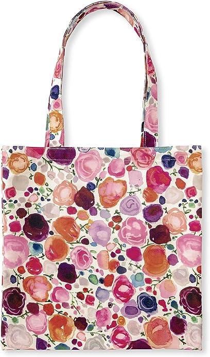 Floral Kate Spade Canvas Tote Bag