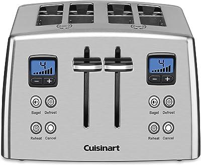 4-Slice-Stainless-Steel-Toaster