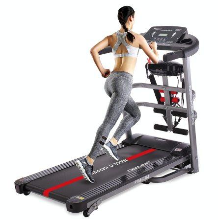 MAXPRO PTM405 Series Folding Treadmill