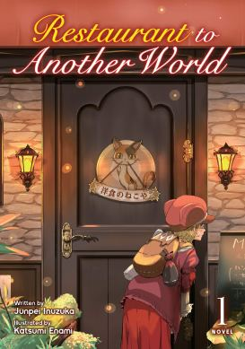 Restaurant to Another World (Light Novel) Vol. 1: Amazon.co.uk: Inuzuka,  Junpei: Books