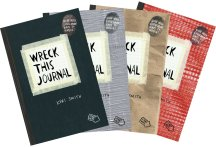 Image result for wreck this journal