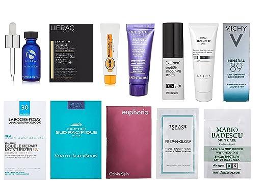 Amazon Women's Luxury Beauty Sample Box: Skin Care