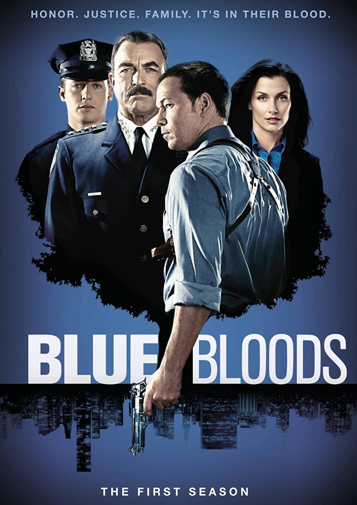 Amazon.in: Buy Blue Bloods: Season 1 DVD, Blu-ray Online at Best Prices in  India | Movies & TV Shows