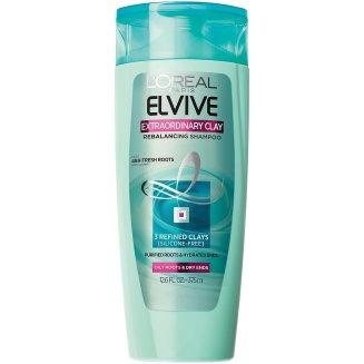 Shampoo Arcilla Purificante Elvive